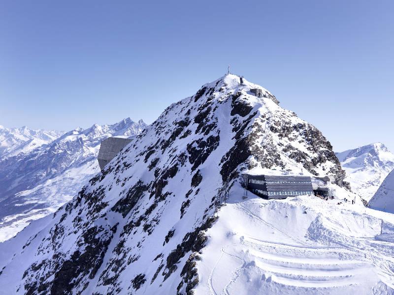 Matterhorn Glacier Paradise (C)ZermattBergbahnen