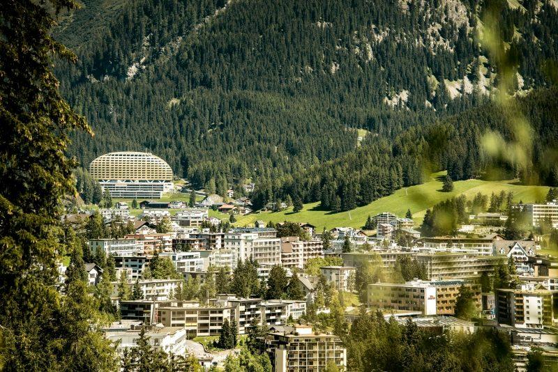 Davos  (c) Schweiz Tourismus Ivo Scholz