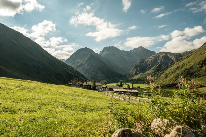 Sertigtal (c) Schweiztourismus Ivo Scholz