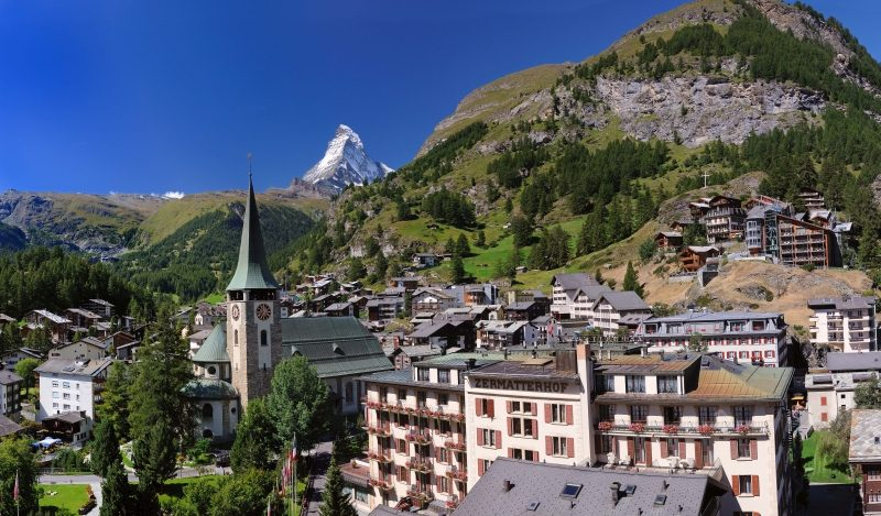 Bergsteigerdorf Zermatt (C)TourismusbüroZermatt_LeanderWenger