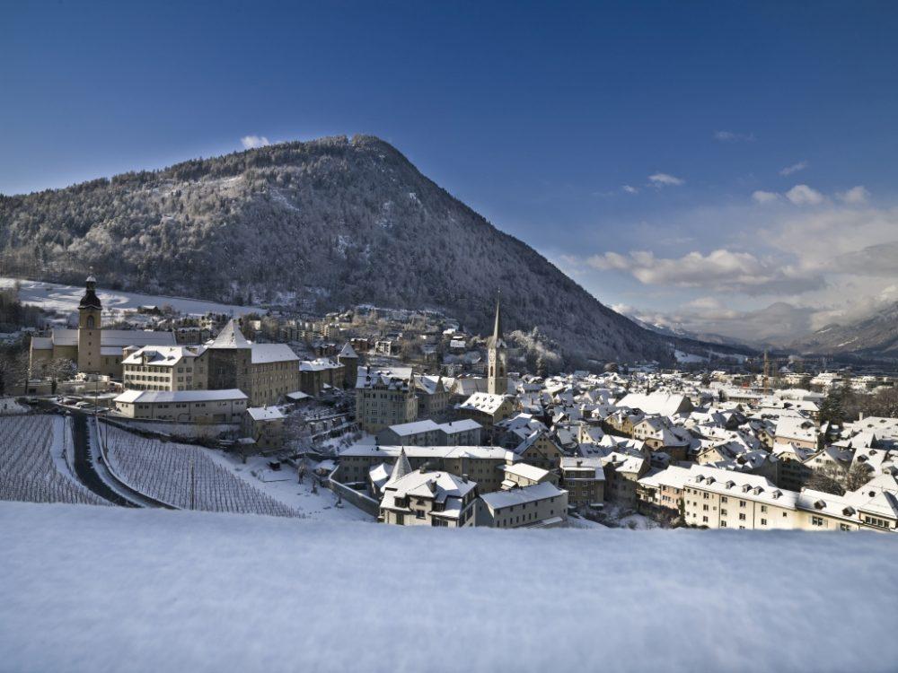 Alpenstadt Chur (C)ChurTourismus