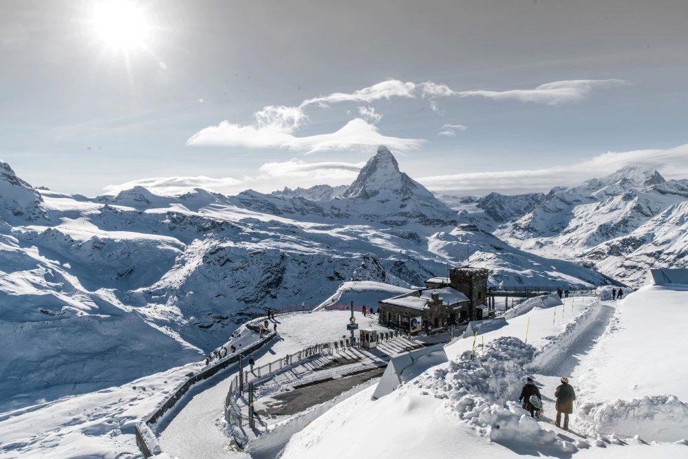 Gornergrat Zermatt (C)GGB