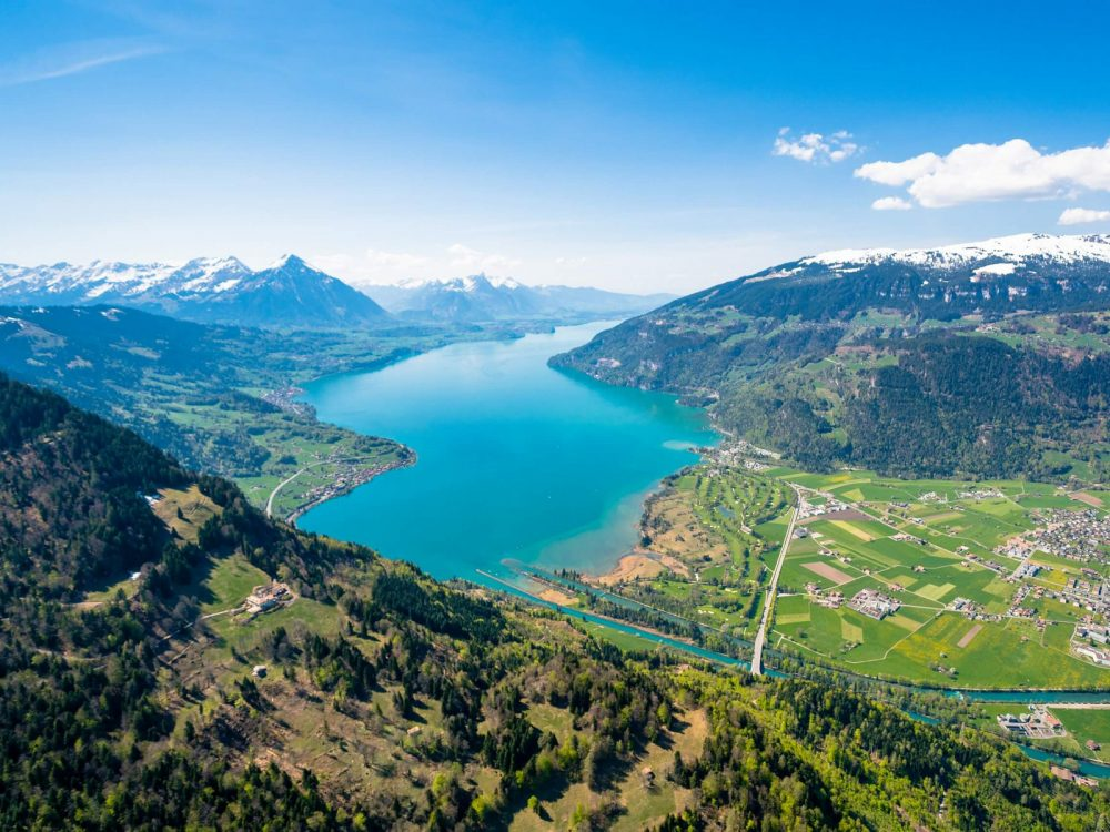 Thunersee Interlaken
