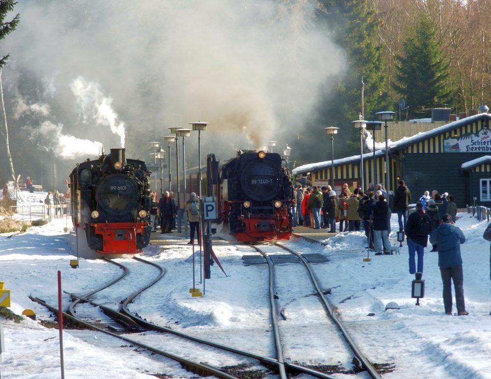 Bahnhof Schierke © Winfried Schwarzbach