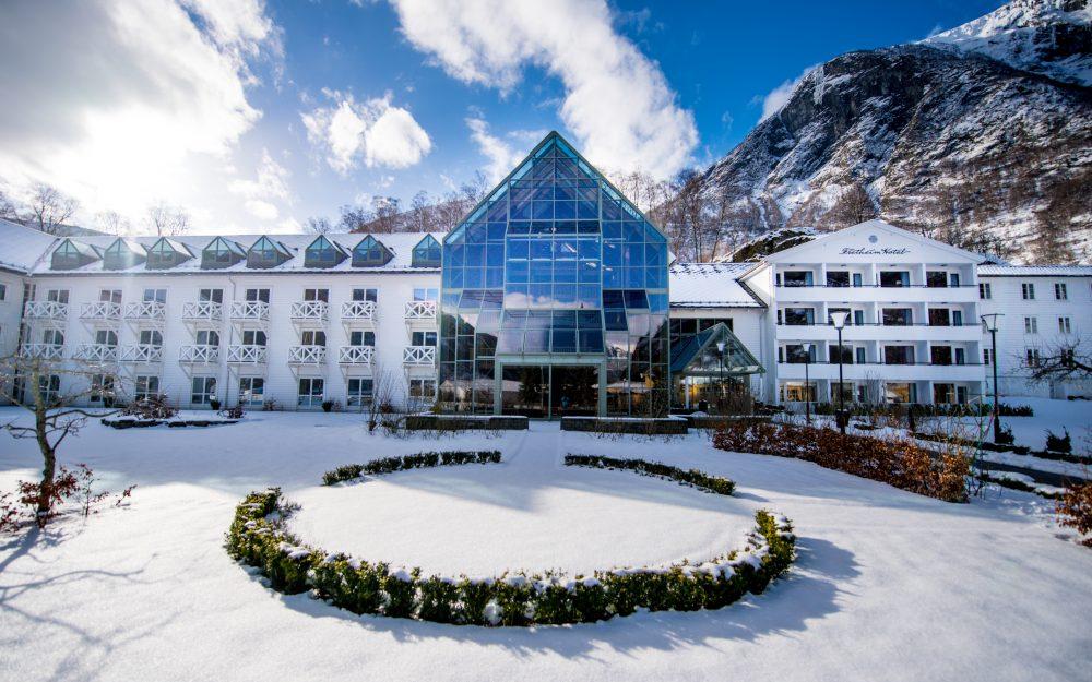 Hotel Fretheim (c) Sverre Hjørnevik