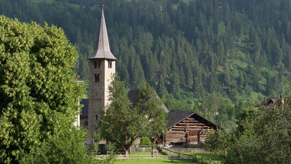 Kirche St. Martin Zillis (C)ViaMalaTourismus
