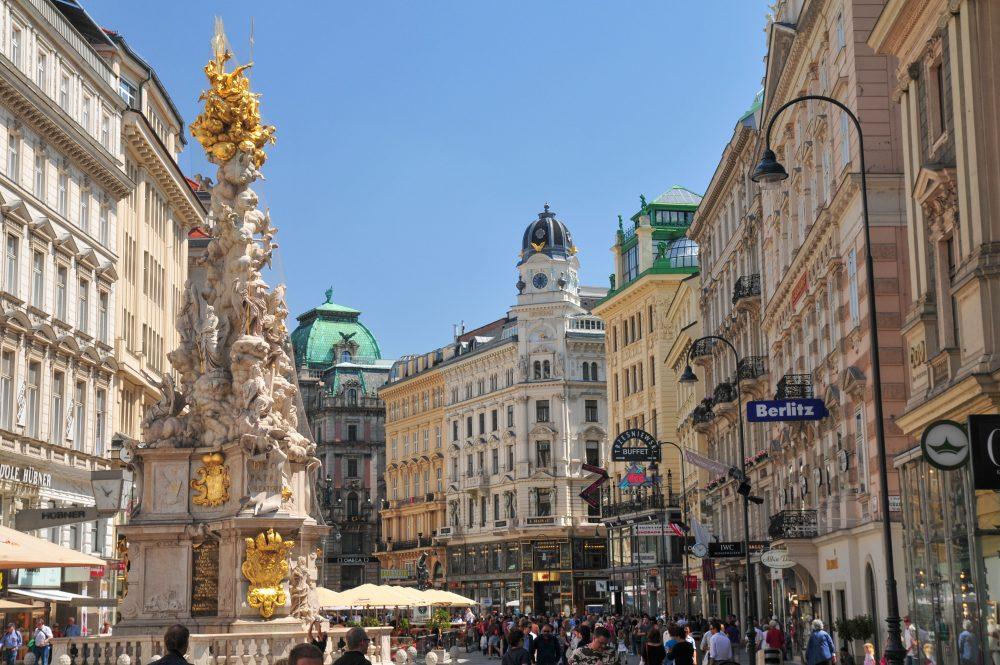 Pestsäule in Wien © SGR