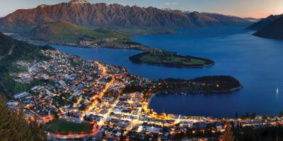 Zug - Highlights of New Zealand