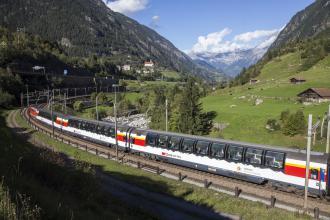 Schweizer Bundesbahnen - SBB