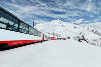 Glacier Express - Kurzreise im Glacier Express