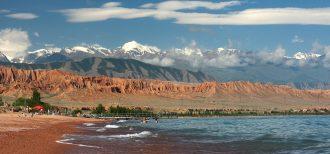 Zug - Kirgistan aktiv: Die Bergriesen des Tien Shan und der Issyk-Kul-See (2018)