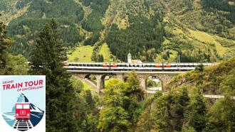 Bernina Express / Berninabahn