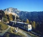 Bahn zum Rochers-de-Naye