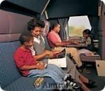 Superliner Familienabteil
