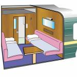 Heritage Class cabin