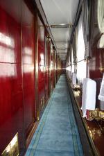 Zugwagen Nostalgie Komfort