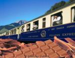 Golden Mountain Pullman Express-
