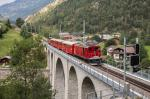 Swiss Alps Classic Express bei Grengiols