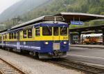 im Bahnhof Interlaken Ost