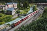 Swiss Alps Classic Express in Gletsch