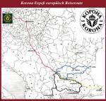 Route des Korona-Express