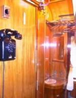 Korona-Express Abteil