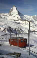Zwischen Riffelberg und Bergstation